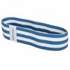 Резинка для фитнеса тканевая SportVida Hip Band синяя, М (SV-HK0255) - Фото №2