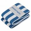 Резинка для фитнеса тканевая SportVida Hip Band синяя, М (SV-HK0255) - Фото №5