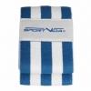 Резинка для фитнеса тканевая SportVida Hip Band синяя, М (SV-HK0255) - Фото №8