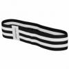 Резинка для фитнеса тканевая SportVida Hip Band черная, L (SV-HK0256) - Фото №2