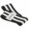 Резинка для фитнеса тканевая SportVida Hip Band черная, L (SV-HK0256) - Фото №3