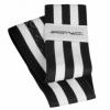 Резинка для фитнеса тканевая SportVida Hip Band черная, L (SV-HK0256) - Фото №7