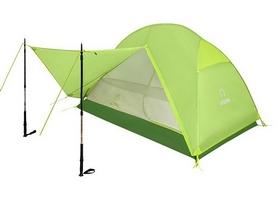 Палатка одноместная ультралегкая Atepa Hiker I (AT2001)