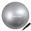 Мяч для фитнеса (фитбол) Profi серый, 55 см (M-0275-3)