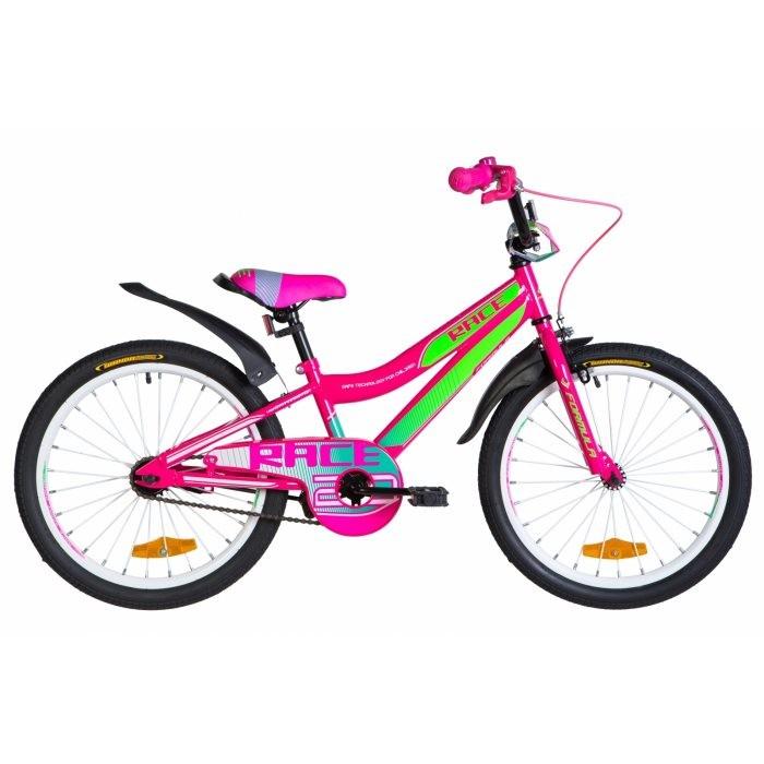 "Велосипед детский Formula Race 2021 20, рама - 9"" (OPS-FRK-20-149)"