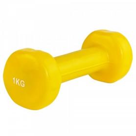 Гантель для фитнеса виниловая Stein, 1 кг (LKDB-504A-1)