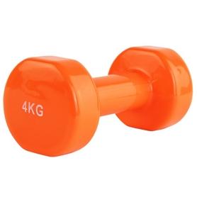 Гантель для фитнеса виниловая Stein, 4 кг (LKDB-504A-4)