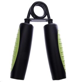 Эспандер кистевой пружинный Ножницы JELLO, зеленый (JLA509)