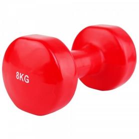 Гантель для фитнеса виниловая Stein, 8 шт (LKDB-504A-8)