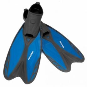Ласты с закрытой пяткой детские Aqua Speed Vapor синие (SL6710-1)