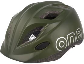 Шлем велосипедный детский Bobike One Plus Olive Green (8740800006-1)