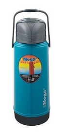Термос питьевой Mega МАР180В синий, 1,8 л (0717040617289TORQ)