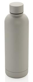 Термобутылка XD Design Impact серая, 500 мл (P436.370)