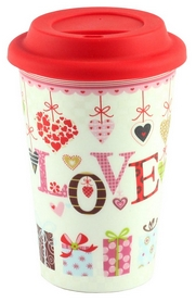Термокружка G.Wurm Mug to go love, 350 мл (10012842)