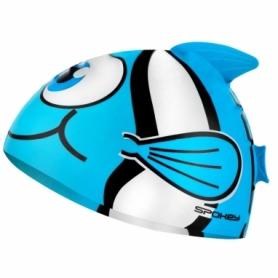 Шапочка для плавания детская Spokey Rybka (SL927894)