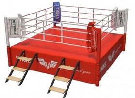 Ринг боксерский V`Noks Competition, 5х5х1 м (RDX-1714)