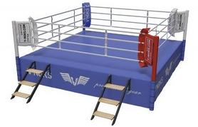 Ринг боксерский V`Noks Competition, 6х6х1 м (RDX-1716)