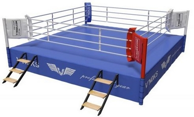 Ринг боксерский V`Noks Competition, 7,5х7,5х1 м (RDX-1719)