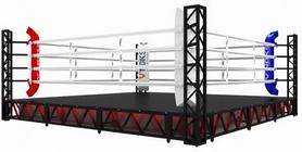 Ринг боксерский V`Noks Exo, 5х5х0,5 м (RDX-2033)