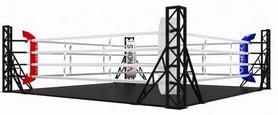 Ринг боксерский напольный V`Noks Exo, 5х5 м (RDX-2098)