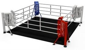 Ринг боксерский напольный V`Noks, 4,5х4,5 м (RDX-1588)