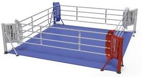 Ринг боксерский напольный V`Noks, 6х6 м (RDX-1711)