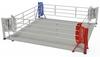 Ринг боксерский напольный V`Noks, 6,5х6,5 м (RDX-1712)