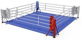 Ринг боксерский напольный V`Noks, 7х7 м (RDX-1713)