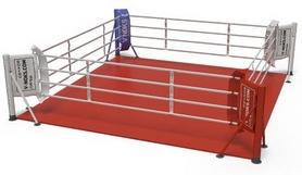 Ринг боксерский напольный V`Noks, 5х5 м (RDX-1709)
