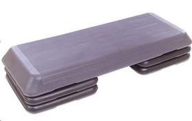 Степ-платформа ZLT FI-1577 черно-серая