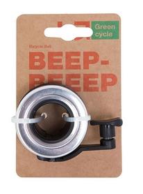 Звонок велосипедный Green Cycle GBL-543, 45мм (BEL-58-92)