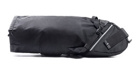 Велосумка подседельная Green Cycle Tail bag Black, 18 л (BIB-23-23)