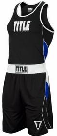 Форма боксерская Title Aerovent синяя (FP-8667-1)