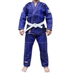 Кимоно детское для Бразильского Джиу Джитсу Bad Boy Limited Series фиолетовое (FP-7296-1)