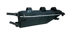 Велосумка на раму Green Cycle Belly bag Black (BIB-26-63)