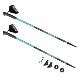 Палки для скандинавской ходьбы Spokey Meadow синие (SL929462)