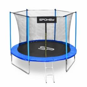 Батут с защитной сеткой Spokey Jumper, 305 см (SL927883)