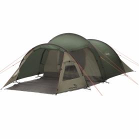 Палатка трехместная Easy Camp Spirit 300 зеленая (SN928904)