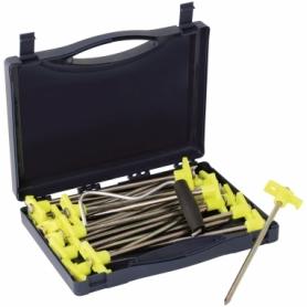 Набор колышков для палатки Outwell Spike Peg Box, 20 шт по 20,5 см (SN928879)
