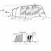 Палатка пятиместная Outwell Greenwood 5 (SN928825) - Фото №2