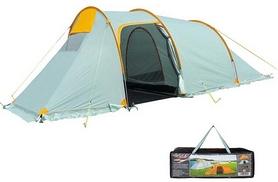Палатка трехместная Mimir 1017 серая (MM1017G)