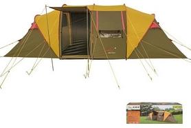 Палатка туристическая шестиместная Mimir (Х-1820)