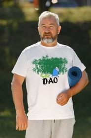 """Футболка мужская Newt с авторским принтом """"Дао"""" (F-DAO-M)"""