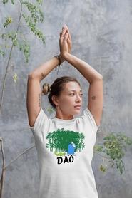 """Футболка женская Newt с авторским принтом """"Дао"""" (F-DAO-W) - Фото №2"""
