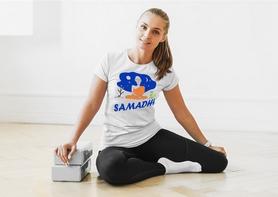 """Футболка женская Newt с авторским принтом """"Самадхи"""" (F-SAMADHI-W) - Фото №4"""
