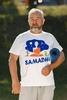 """Футболка мужская Newt с авторским принтом """"Самадхи"""" (F-SAMADHI-M)"""