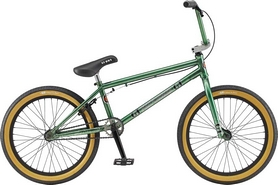 "Велосипед BMX GT Performer 2020 - 20"", рама - 21"" (G43550U20-21.0TT-Green)"