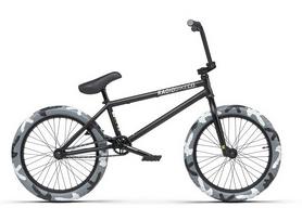 """Велосипед BMX Radio Darco 2021 - 20"""" черный, рама - 20,5"""" (1005150-20.5TT-matt-black)"""