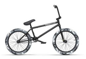 """Велосипед BMX Radio Darco 2021 - 20"""" черный, рама - 21"""" (1005150-21.0TT-matt-black)"""