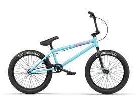 "Велосипед BMX Radio Evol 2021 - 20"" голубой, рама - 20,3"" (1005120221-20.3TT-matt-sky-blue)"